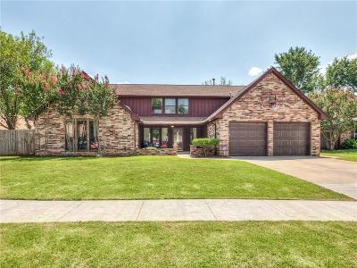 Oklahoma City Single Family Home For Sale: 7604 Doris Place