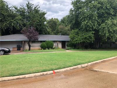 Oklahoma City Single Family Home For Sale: 3600 N Independence Avenue