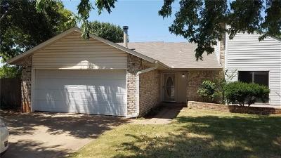 Edmond Single Family Home For Sale: 2405 Tracys Terrace