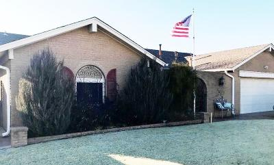 Midwest City Single Family Home For Sale: 3629 N Ridgewood Drive