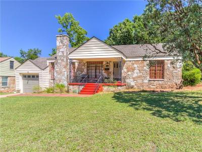 Oklahoma City Single Family Home For Sale: 701 NW 49th Street