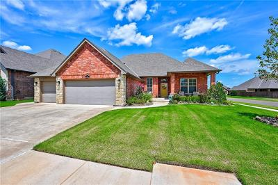 Edmond Single Family Home For Sale: 6301 NW 156th Street
