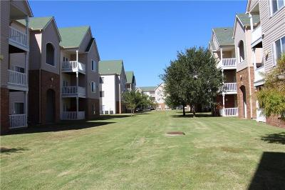 Norman Condo/Townhouse For Sale: 2200 Classen Boulevard #3112