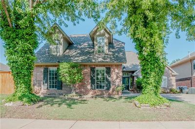 Edmond Single Family Home For Sale: 14709 Brasswood Boulevard