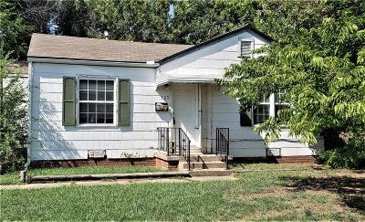 Midwest City Single Family Home For Sale: 323 E Fairchild Drive