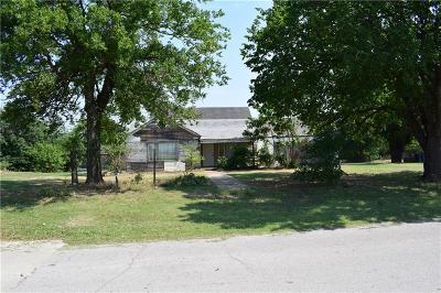 Chickasha Single Family Home For Sale: 2830 W Georgia Street #6