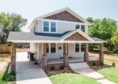 Oklahoma City Single Family Home For Sale: 312 NE 15th Street
