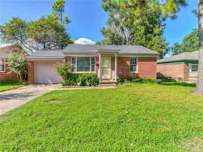 Bethany Single Family Home For Sale: 7003 NW 55th Street