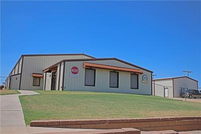 Norman Commercial For Sale: 17500 S Sunnylane Road