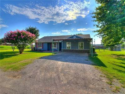 Stroud Single Family Home For Sale: 426 S 4th Avenue