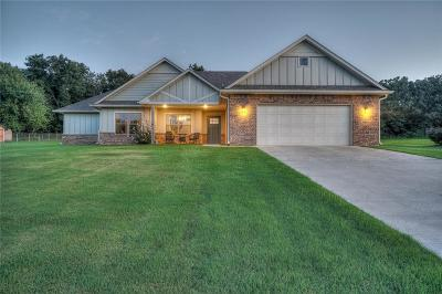 Shawnee Single Family Home For Sale: 43823 Hunters Hill Road