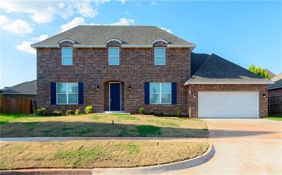 Moore OK Single Family Home For Sale: $259,900