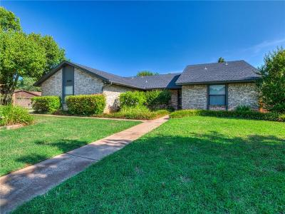 Oklahoma City Single Family Home For Sale: 8209 NW 119th Street