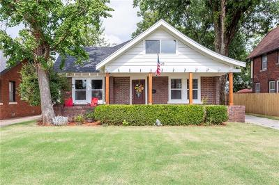 Oklahoma City Single Family Home For Sale: 1928 N Indiana Avenue