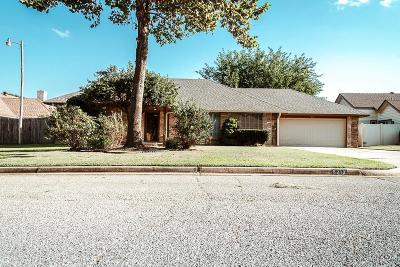 Oklahoma City Single Family Home For Sale: 5212 SE 54th Street