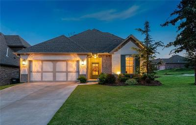 Edmond Single Family Home For Sale: 2200 Animada Place
