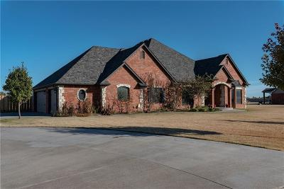 Oklahoma City Single Family Home For Sale: 9100 Woodrow Court