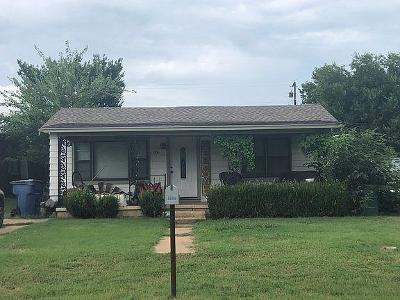 Single Family Home For Sale: 1306 E Springer Avenue