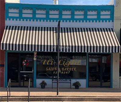 Commercial For Sale: 113 W Main Street