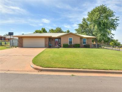 Weatherford Single Family Home For Sale: 148 Hiler Drive