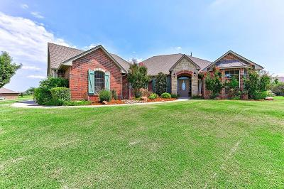 Edmond Single Family Home For Sale: 22490 Lindy Terrace