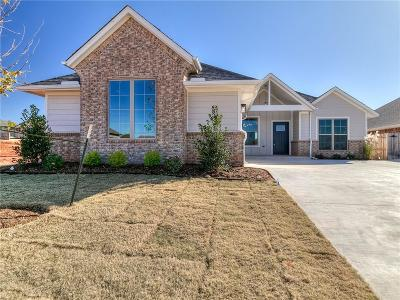 Edmond Single Family Home For Sale: 828 NW 192nd Terrace