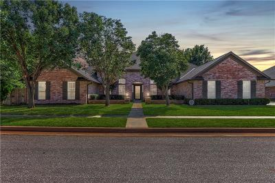 Oklahoma City Single Family Home For Sale: 12832 Knight Hill Road