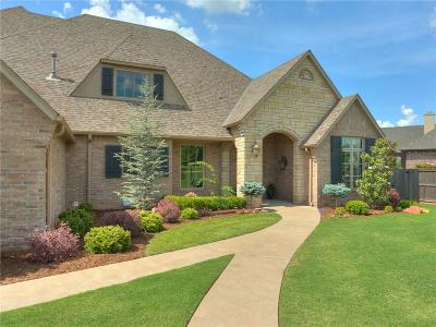 Edmond Single Family Home For Sale: 1225 Autumn Creek Drive