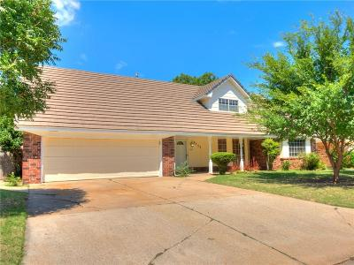Oklahoma City Single Family Home For Sale: 9233 Lansbrook Lane