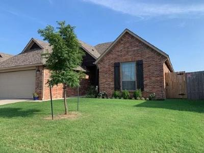 Oklahoma City Single Family Home For Sale: 5116 SW 120th Terrace