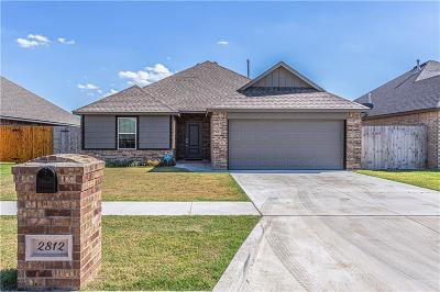 Weatherford Single Family Home For Sale: 2812 Hayride Drive