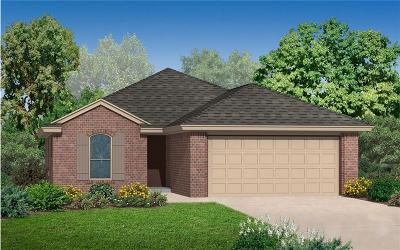 Yukon Single Family Home For Sale: 1008 Hickory Creek Drive