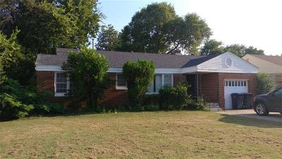 Oklahoma City Single Family Home For Sale: 1412 Staton Drive