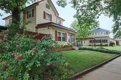 Guthrie Single Family Home For Sale: 405 Park Place