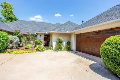 Oklahoma City Single Family Home For Sale: 6805 Briarcreek Drive