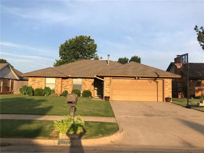 Oklahoma City Single Family Home For Sale: 13225 Eastvalley Road