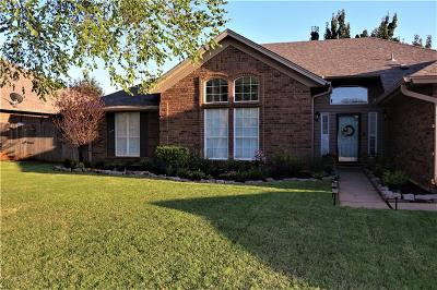 Edmond Single Family Home For Sale: 2708 NW 159th Street