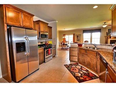 Edmond Single Family Home For Sale: 1417 Switchgrass Road