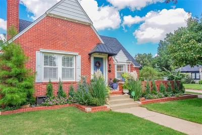 Oklahoma City Single Family Home For Sale: 601 NW 42nd Street