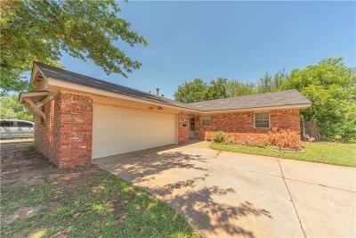 Oklahoma City OK Single Family Home For Sale: $112,900