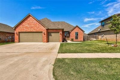 Oklahoma City Single Family Home For Sale: 4805 Limestone Drive