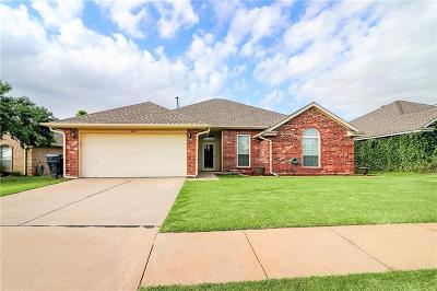 Oklahoma City Single Family Home For Sale: 6512 NW 135th Street