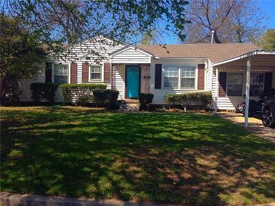 Midwest City Single Family Home For Sale: 1417 King Drive