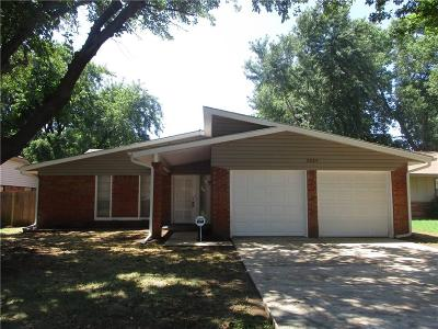 Oklahoma City Single Family Home For Sale: 5025 Federal Court