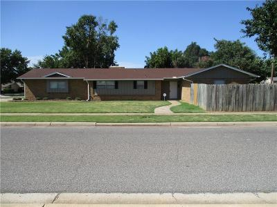 Oklahoma City Single Family Home For Sale: 7812 S Country Club Drive