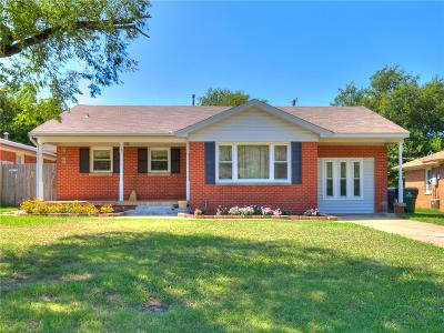 Oklahoma City Single Family Home For Sale: 1732 Andover Court