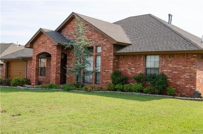 Chickasha Single Family Home For Sale: 421 Fieldcrest Drive