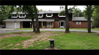 Tecumseh Single Family Home For Sale: 1601 W Walnut Street