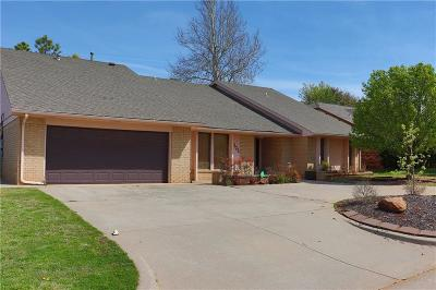 Warr Acres Single Family Home For Sale: 6121 W Woodbrook Road