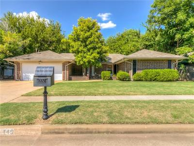 Oklahoma City Single Family Home For Sale: 449 SW 99th Street
